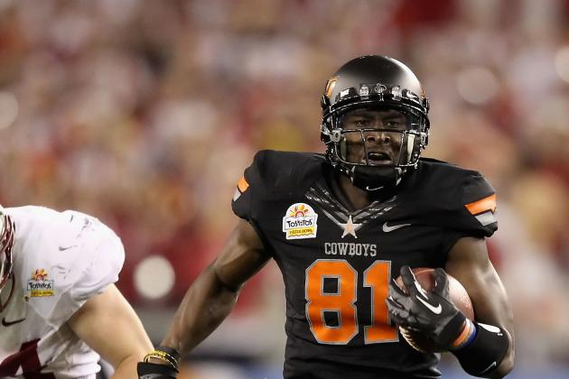 2012 NFL Mock Draft: Latest Bust Odds for Every First-Round Pick