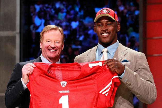 49ers 2012 NFL Mock Draft: Rounds 1-4