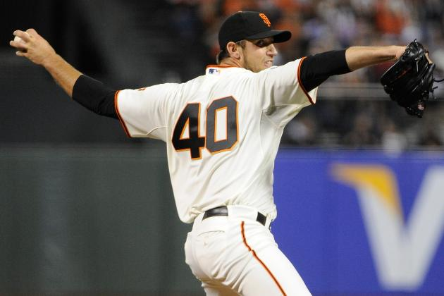 Fantasy Baseball Sleepers 2012: Madison Bumgarner and 5 Pitchers to Ponder