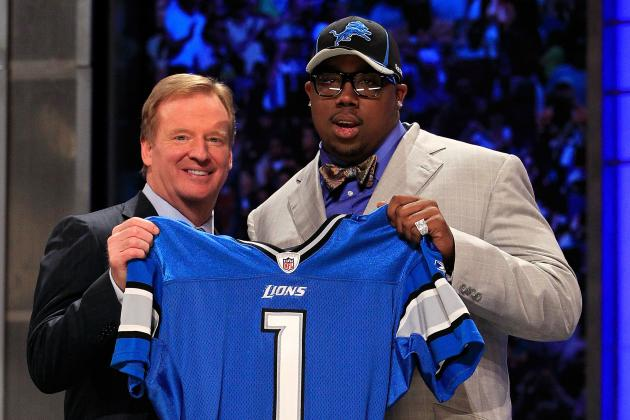 Detroit Lions 2012 Mock Draft: 7-Round Predictions