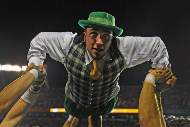 Notre Dame Football: 10 Ways to Know You're a Fighting Irish Fan