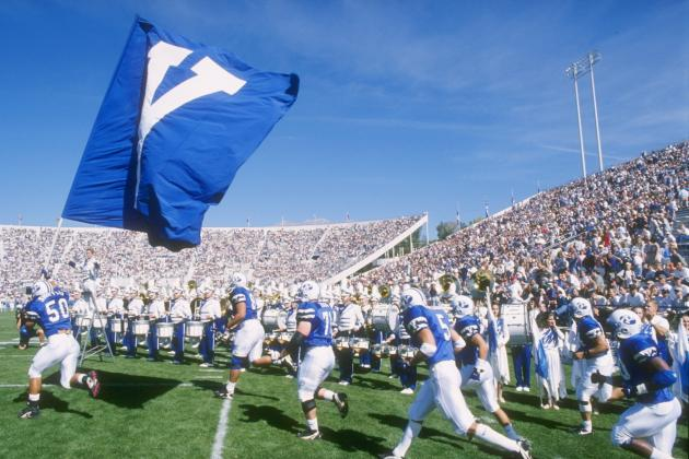 BYU Football: The Top 10 Game-Winning Touchdowns in Program History