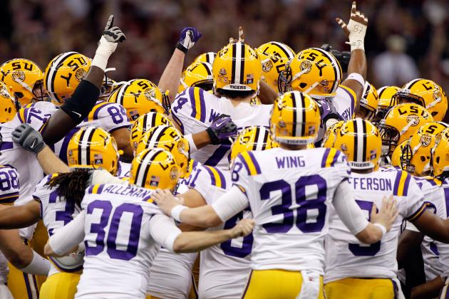 LSU Football: 10 Ways You Know You're a Tigers Fan