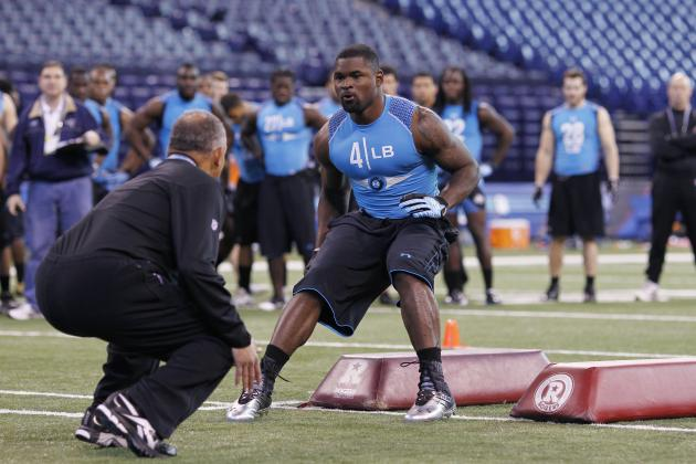 2012 NFL Draft: Ranking 5 Best Defensive Players Detroit Lions Must Target