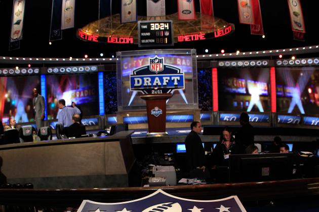 2012 NFL Mock Draft: Purely Team-Need Mock
