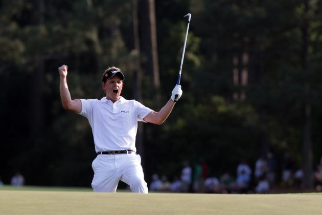 2012 Masters: Ranking the Top 25 Masters Tournaments of All-Time