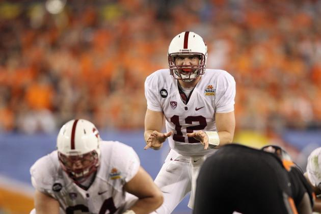 2012 NFL Mock Draft: The Latest First-Round Predictions