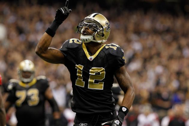 Marques Colston: 5 Reasons New Orleans Saints Receiver Is NFL's Best