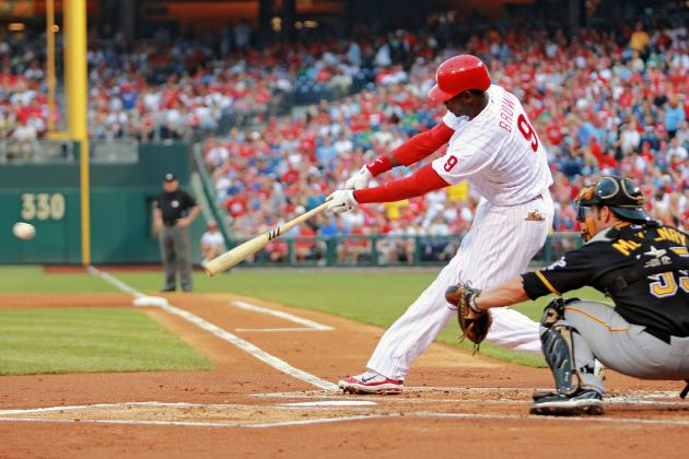 Philadelphia Phillies: 4 Signs Domonic Brown May Never Be Fully Healthy