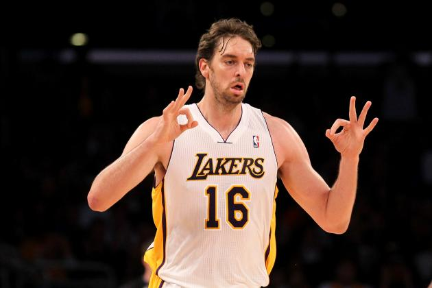 3 Reasons Pau Gasol Is a New Man After Trade Deadline