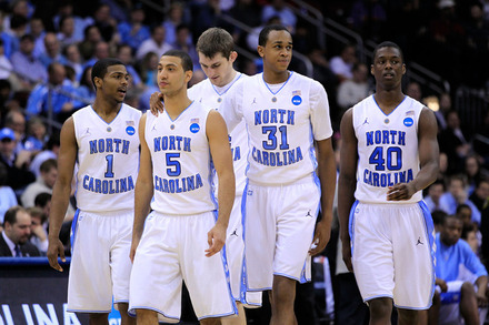 UNC Basketball: What's Next for Tar Heels After Elite 8 Elimination?