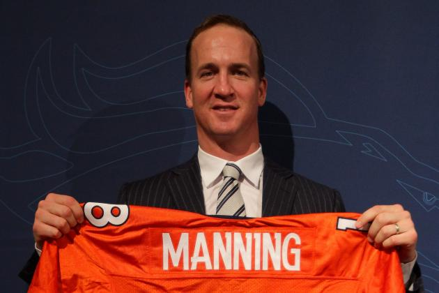 Top 50 Personnel Moves of the 2012 NFL Offseason So Far