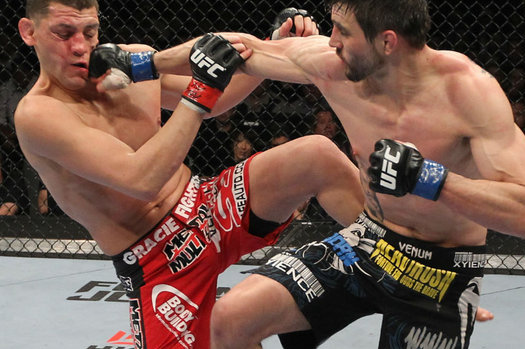 The 20 Best MMA Moments of 2012 so Far