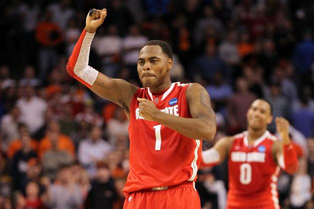 2012 Final Four Bracket: Betting Odds for Potential Championship Game