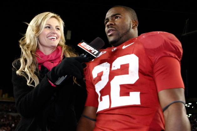 College Football's Top 25 Sideline Reporters by Brains, Not Beauty
