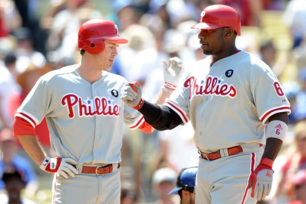 25 Predictions for Phillies' Offense If Howard, Utley Miss Significant Time