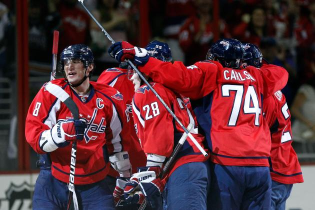 Washington Capitals: 4 Things the Team Must Do in Order to Reach the Playoffs