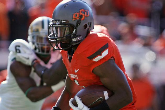Oklahoma State Football: 5 Best Players for Next Season