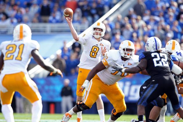 Tennessee Volunteers: Best NFL Prospects on the Team