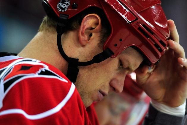 Carolina Hurricanes: 5 Most Painful Losses of the 2011-2012 Season