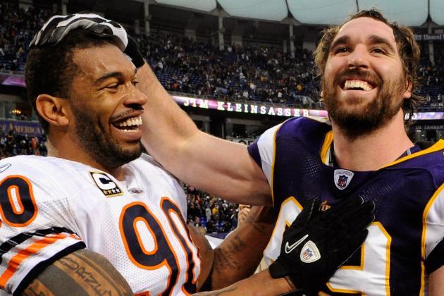 B/R NFL 1,000: Top 64 Defensive Ends