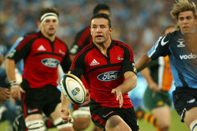 Rugby: Top 5 Inside Centres in Super Rugby History