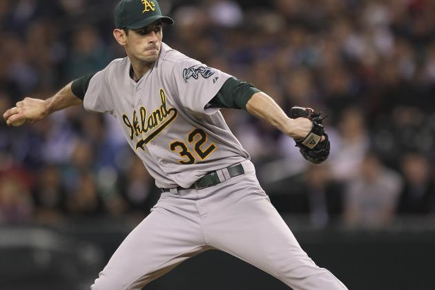 Oakland Athletics: Forecasting the Team's Pitching in 2012