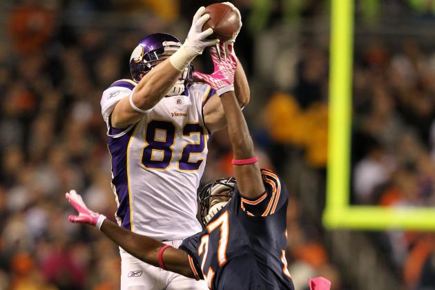 5 Minnesota Vikings Players Who Will Break out in 2012