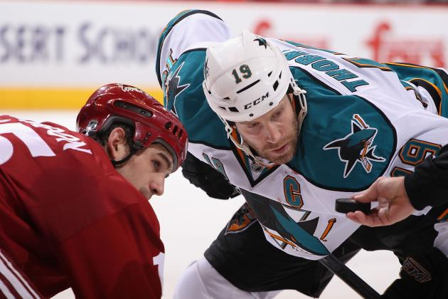 San Jose Sharks: Reasons Why the Team Is Playing Playoff Hockey