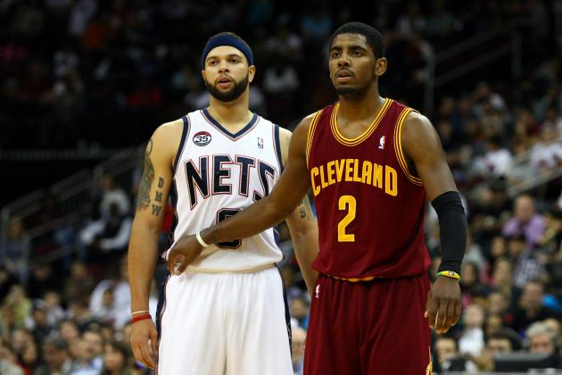 Where Kyrie Irving Ranks Among the NBA's Best Point Guards