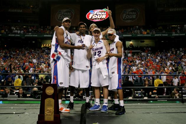 NCAA Tournament 2012: Power Ranking Last 25 National Champions