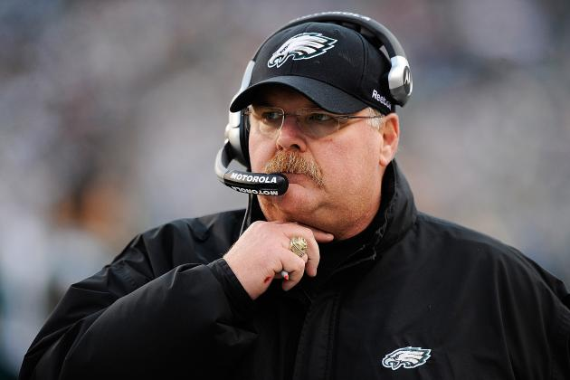 5 Things We've Learned About the 2012 Philadelphia Eagles so Far This Offseason
