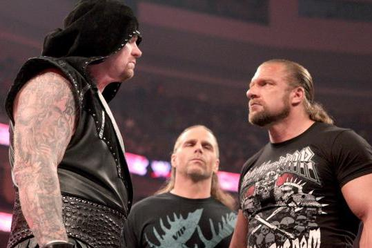 WrestleMania 28: 6 Ways HBK Has Been Vital in Building to Undertaker vs. HHH