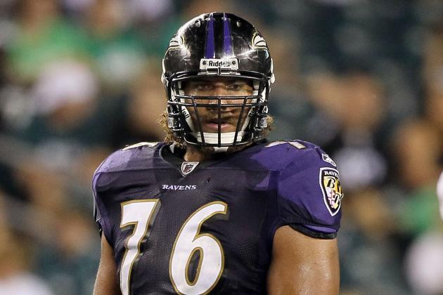 Baltimore Ravens Mock Draft: 5 Guards the Team Should Consider in 2012
