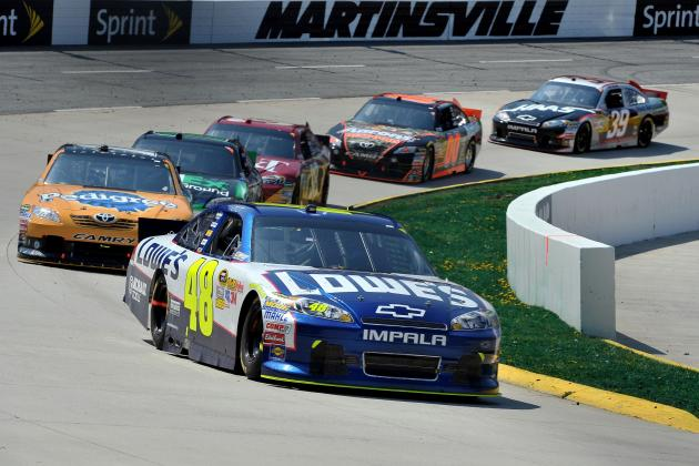 Goody's Fast Relief 500: Predictions for Top 5