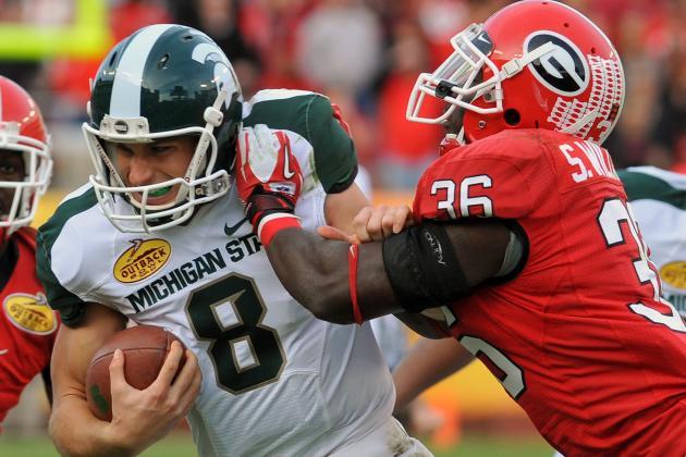 2012 NFL Mock Draft: Matt Miller's 7-Round Predictions with Compensatory Picks