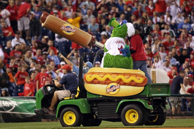 25 Most Ridiculous MLB Mascot Moments of All Time