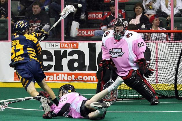 National Lacrosse League 2012: Week 13 Previews and Predictions