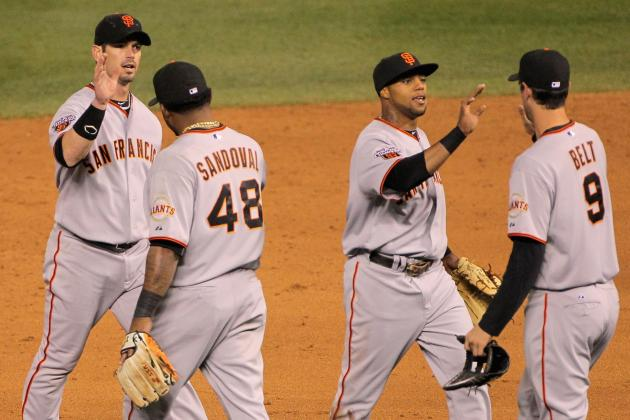 The 5 Key Reasons the San Francisco Giants Will Reclaim the NL West