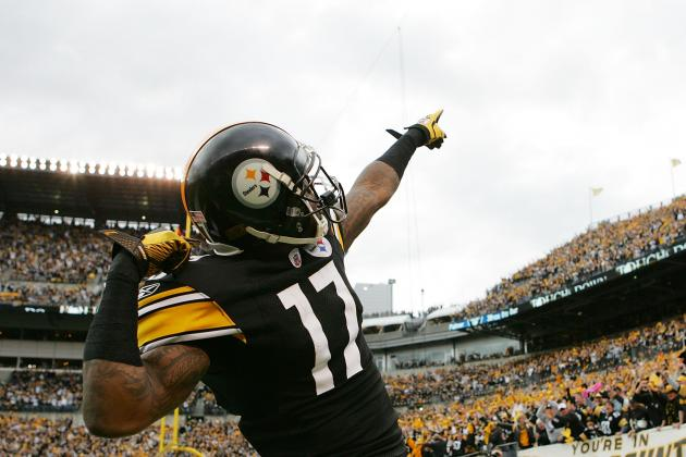 2012 NFL Free Agents: Best Wide Receivers on the Market
