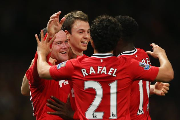 Manchester United: Picking the Red Devils' Starting XI to Beat Blackburn Rovers