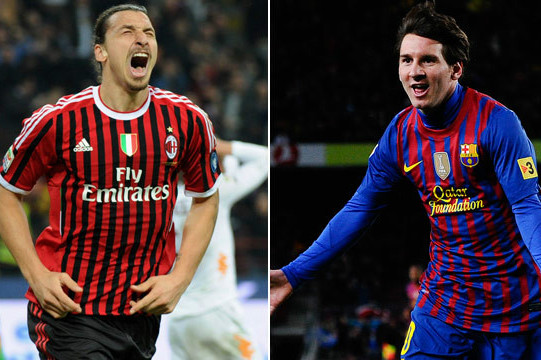 Lionel Messi vs. Zlatan Ibrahimovic: Who Will Lead Their Team to Victory?