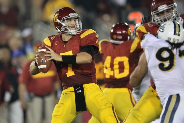 College Football 2012: Top 10 Quarterbacks Heading into Spring Practice