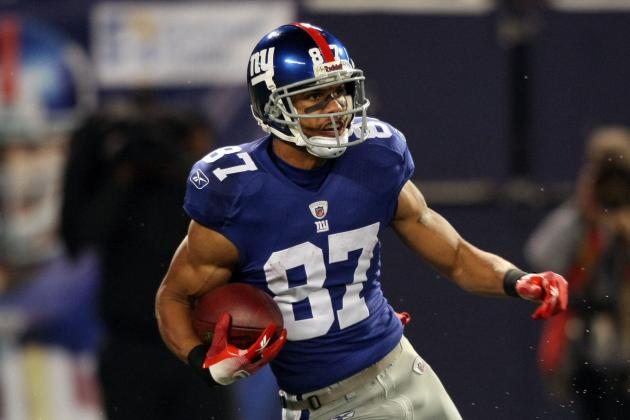 New York Giants: 5 WRs Who Can Replace Mario Manningham