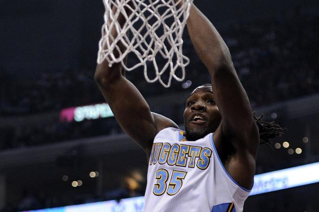 Ranking Kenneth Faried with the NBA's Best Rookies of 2012