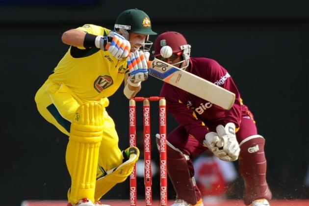 Cricket: 5 Things We Learned from the Australia vs. West Indies Series