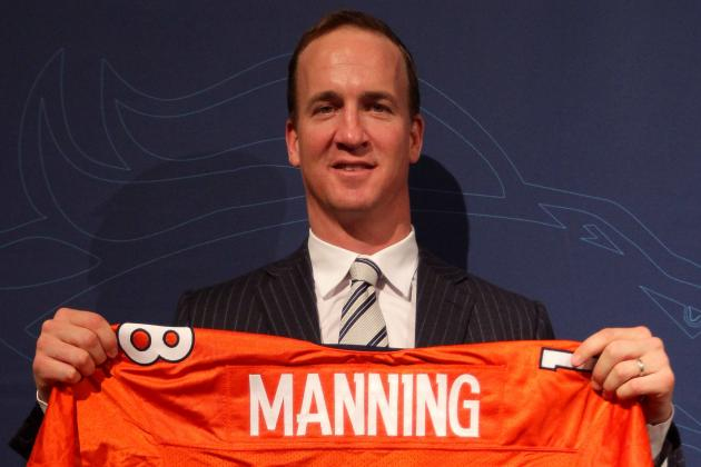 Denver Broncos' Most Glaring Need After Peyton Manning Free Agency Flurry