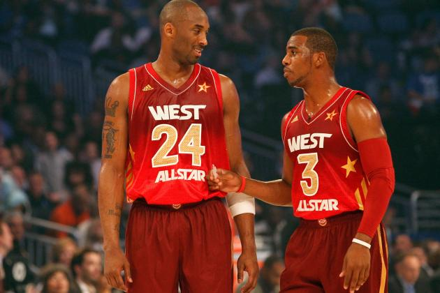 5 Reasons Los Angeles Lakers Fans Should Be Thankful Chris Paul Trade Was Nixed