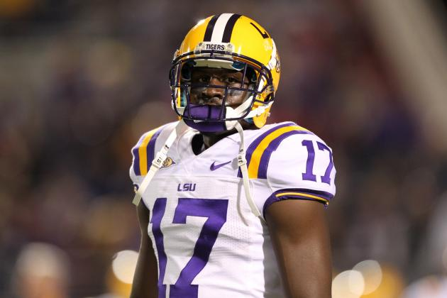 Ranking the Top 10 Cornerbacks in the 2012 NFL Draft