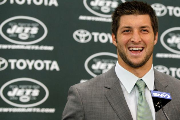 New York Jets:  Tim Tebow's Favorite Words and Phrases